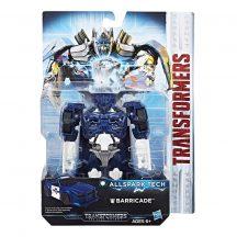Transformers Allspark Tech játék figurák - BARRICADE