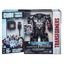 Transformers Allspark Tech - OPTIMUS PRIME (SZÜRKE)