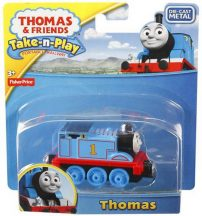 Fisher-Price Thomas Take-n-Play egyes kicsi mozdony - THOMAS