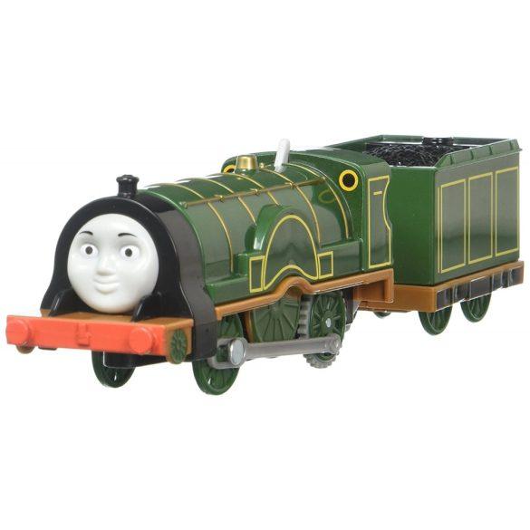 Thomas és barátai TrackMaster - Motorizált Emily mozdony rakománnyal