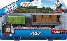 Fisher-Price Thomas TrackMaster motorizált kisvonat - TOBY