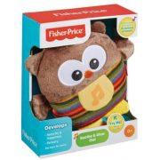 Fisher-Price Nyugtató bagoly plüsskoma