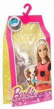 Barbie mini kiegészítők - Kisállat készlet