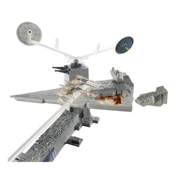 Hot Wheels Star Wars X-WING Csillagromboló Galaktikus csata játékszett