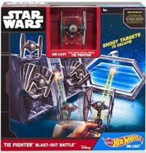 Hot Wheels Star Wars Csillaghajó - THE FIGHTER BLAST-OUT BATTLE