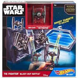 Hot Wheels Star Wars Csillaghajó - THE FIGHTER BLAST-OUT BATTLE