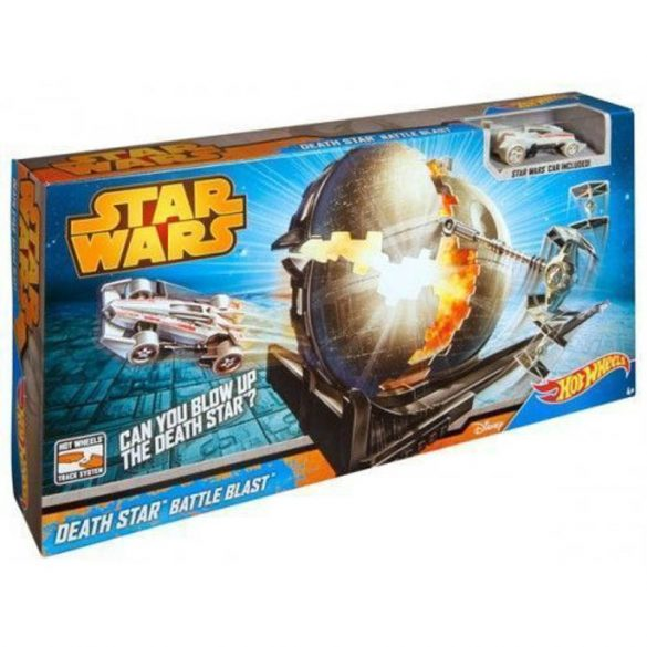 Hot Wheels Star Wars Halálcsillag