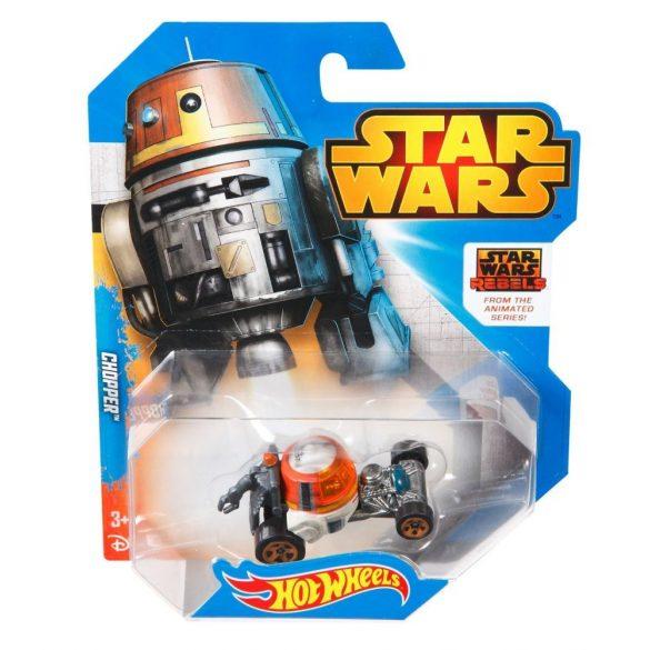 Hot Wheels Star Wars karakter kisautók CHOPPER