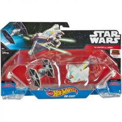 Hot Wheels Star Wars Csillaghajók THE FIGHTER VS GHOST