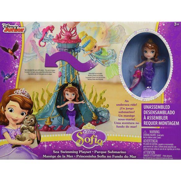Disney Szófia hercegnő vízalatti játékszett