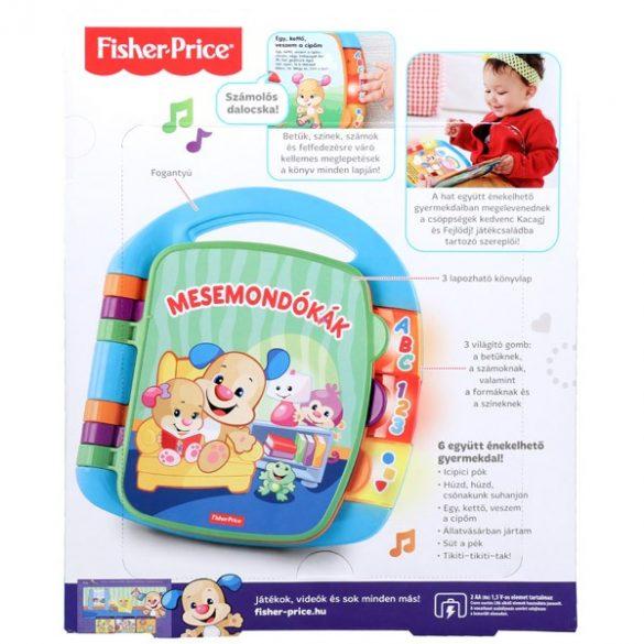 Fisher-Price Daloló mesekönyv