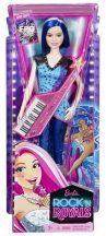 Barbie, a rocksztár hercegnő - Rocksztár és country zenész babák