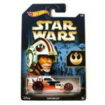 Hot Wheels Star Wars: Az ébredő erő 5/8 ENFORCER - Luke Skywalker kisautó
