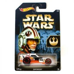 Hot Wheels Star Wars: Az ébredő erő 5/8 ENFORCER - Luke Skywalker kisautó