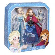 Jégvarázs Elsa és Anna baba