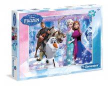 Clementoni 07243 Disney Super Color puzzle - Jégvarázs (100 db-os)