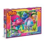 Clementoni 07250  puzzle - Trollok (100 db)