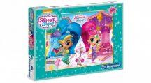Clementoni 07256 puzzle - Shimmer & Shine (100 db-os)