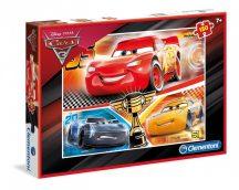 Clementoni 07341 Disney puzzle - Verdák 3 (180 db-os)