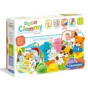 Clemmy Baby Mókás állatok készlet