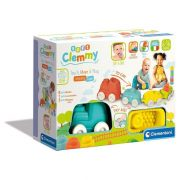 Soft Clemmy Vonat játékszett