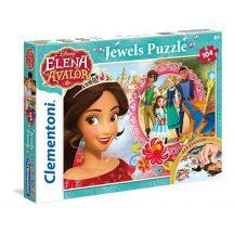 Clementoni Super Color puzzle - Elena, Avalor hercegnője (104 db-os) 20142
