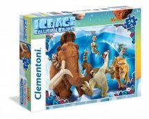 Clementoni Super Color Maxi puzzle - Jégkorszak 5 (24 db-os) 24055