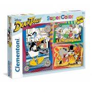 Clementoni 25226 Super Color puzzle - Kacsamesék (3x48 db-os)