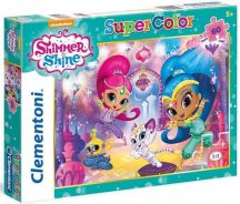 Clementoni Super Color puzzle - Shimmer & Shine (60 db-os) 26969