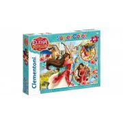 Clementoni 26970 Super Color puzzle - Elena, Avalor hercegnõje (60 db-os)
