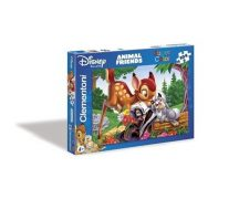 Clementoni Animal Friends Super Color puzzle - Bambi (104 db-os) 27454