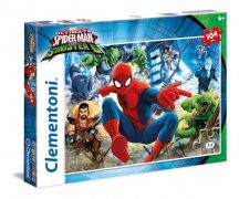 Clementoni Super Color puzzle - Pókember (104 db-os) 27988
