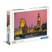 Clementoni 30378 High Quality Collection puzzle - London (500 db-os)
