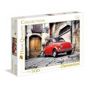 Clementoni 30575 High Quality Collection puzzle - Olasz stílus (500 db-os)