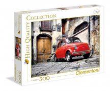 Clementoni 30575 High Quality Collection puzzle - Olasz stílus (500 db-os)