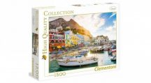 Clementoni High Quality Collection puzzle - Capri (1500 db-os) 31678