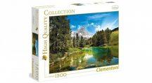 Clementoni 31680 puzzle - Kék tó (1500 db-os)
