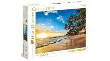 Clementoni 31681 puzzle - Trópusi napkelte (1500 db-os)