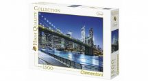 Clementoni High Quality Collection puzzle - New York (1500 db-os) 31804
