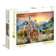 Clementoni 32559 High Quality Collection puzzle - Neuschwanstein (2000 db-os)