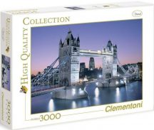 Clementoni 33527 High Quality Collection puzzle - Tower Bridge (3000 db-os)
