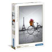 Clementoni 35014 High Quality Collection puzzle - Romantikus sétány Párizsban (500 db)
