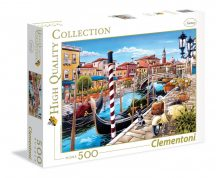 Clementoni High Quality Collection puzzle - Velencei lagúna (500 db-os) 35026