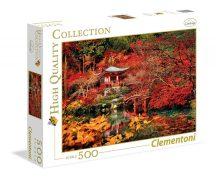 Clementoni 35035 High Quality Collection puzzle - Mesés kelet (500 db-os)