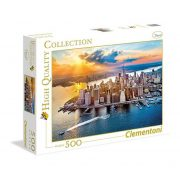 Clementoni 35038 High Quality Collection puzzle - New York (500 db-os)