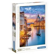 Clementoni 35056 High Quality Collection puzzle - Velence fényei (500 db)