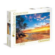 Clementoni 35058 High Quality Collection puzzle - Paradise Beach (500 db-os)
