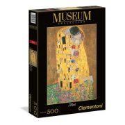 Clementoni 35060 Museum Collection puzzle Klimt - A csók (500 db-os)