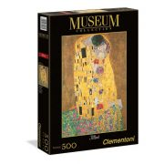 Clementoni 35060 Museum Collection puzzle Klimt - A csók (500 db-os)