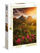 Clementoni 39329 High Quality Collection puzzle - Hegyi rét (1000 db-os)